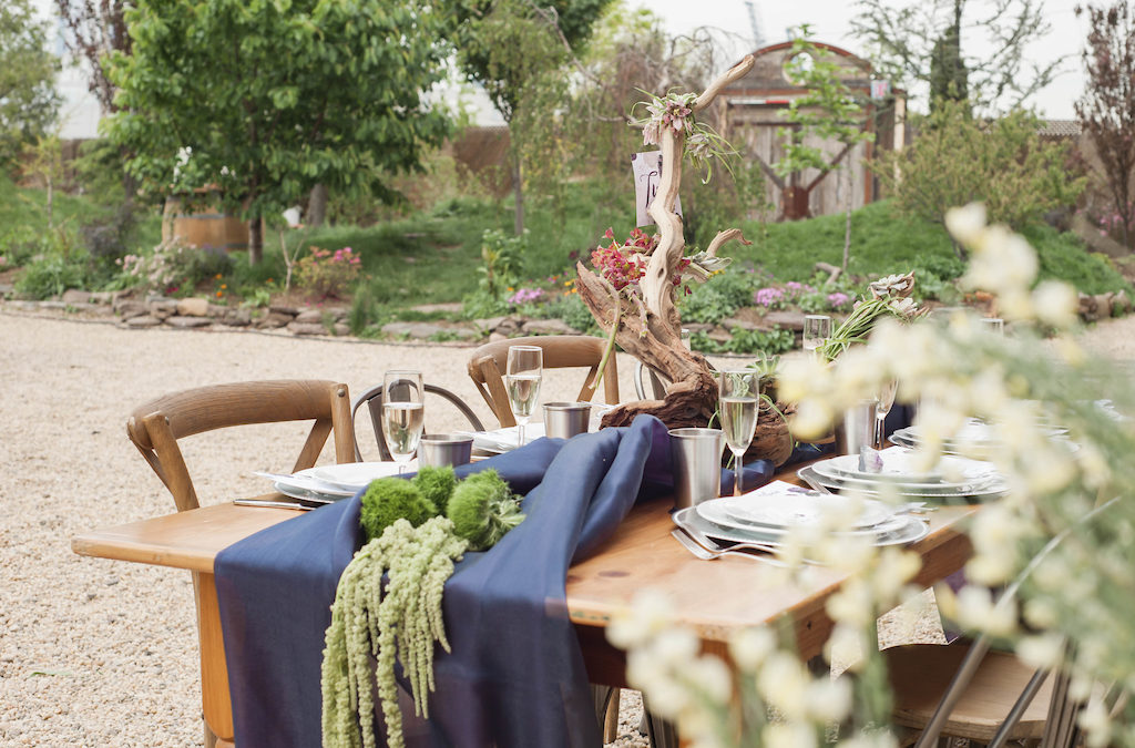 Pioneer Works Rustic Styled Shoot