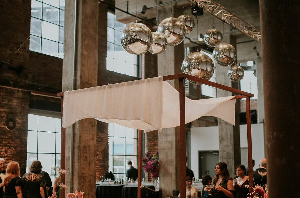 Do You Save Money Planning a Wedding at a Raw Event Space?
