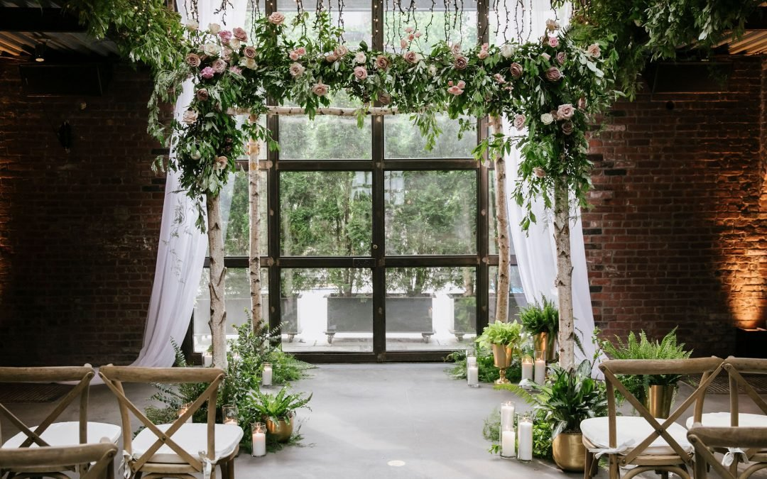 What Are The Best Raw Space Wedding Venues in NYC?